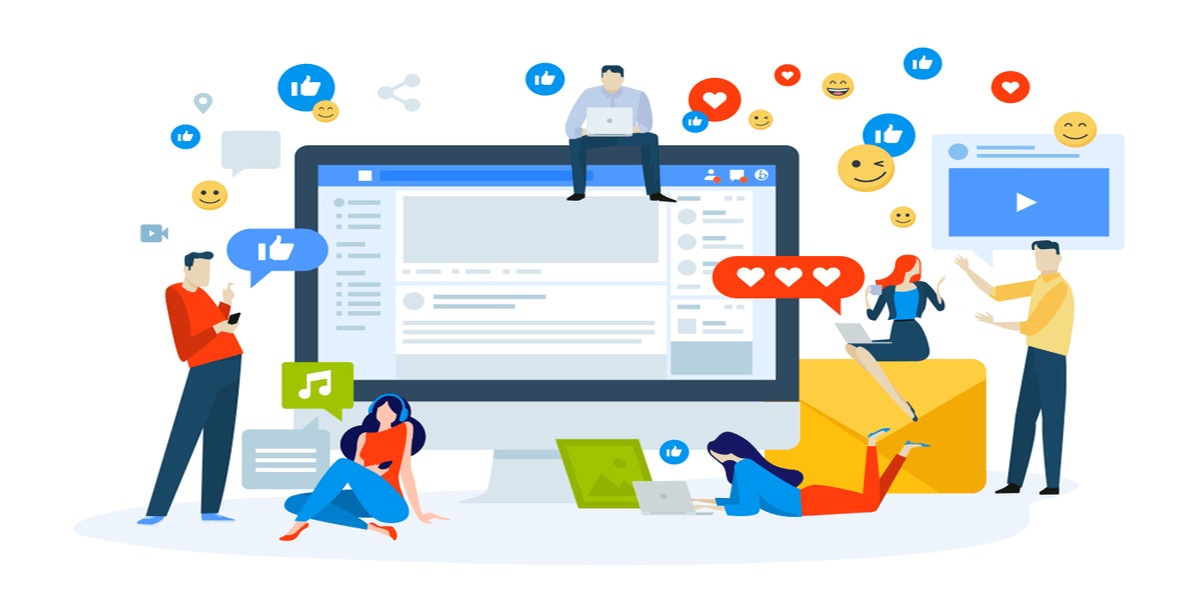 Benefits of Social Media Marketing - SEO AIM POINT